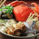 Culinary Arts Shin still direct coverage! Part 2 see whether Bimbo crab Hamana Lake natural Enshu pot ' in year-end