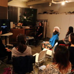 Alan special talk event instructor, Mayumi Takada learn the beautiful interior trends