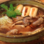 Soba House oomori new menu appeared! From the body core warming flavorful duck NANBAN