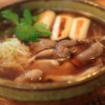 「蕎麦家 おおもり」新メニュー登場!身体の芯から温まる風味豊かな鴨南蛮