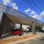 瑪莎拉蒂濱松瑪莎拉蒂 3200 GT 在修復過程中騎和三通時代