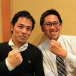 「旬の料理 大内」で体幹トレーニングスタジオ「TAiKAN」メンバーと新年会