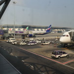 バンコクの空の玄関口「スワンナプーム国際空港」より宿泊ホテルまでの道のり