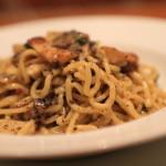 """La 上腔靜脈德爾雷諾 ' 窩在溫暖的義大利晚餐"