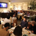 "Pizzeriatractria ""Cesar"" by ""abiteria"" organized by Maserati new year meeting 2015"