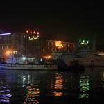 「基隆港と基隆街」台湾北部最大の貿易港として発展を遂げる港街
