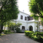 ' Taipei, House ' complex which plays former U.S. Embassy site and produced by film director