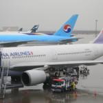 「中部国際空港 セントレア」よりチャイナエアラインで台湾・台北の「桃園国際空港」へ