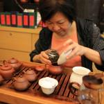 曹花園成熟不夠美味烏龍茶和一些東西你可以享受老茶專櫃