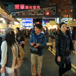 「永和楽華夜市」地元民に愛されるローカル夜市で台湾の夜市を初体験!