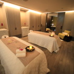 Mandarin Oriental Taipei and rejuvenate at the luxury of the Spa""