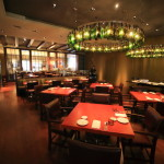 "Italian lunch at crowded with Mandarin Oriental Taipei open kitchen ""Venkat"""