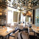 "Mandarin Oriental Taipei French Brasserie-conscious ""Café en de Trois"""