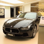 Maserati Taipei to visit the Maserati situation in Taiwan charge research!