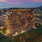 """Mandarin Oriental Taipei"" Hospitable Wonderful 5-star hotel accommodation Symbol"