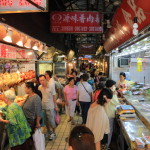 "What's the market crowded as the kitchen of Taipei originated area ""Longshan Temple near"" historic streets and civil"