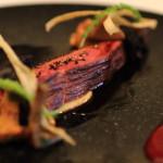 """La Floraison de TAKEUCHI""晚餐吃午飯的客人和法國名古屋京都"