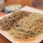 """在 Seiro 和鋸切圓相比吃只有 2 種""""蕎麥房子 oomori""""手鋸"""