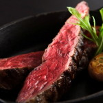 "Grand Victoria Hotel ""N ° 168 PRIME Steakhouse"" Exciting steak of aging beef !"