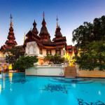 Schedule of the trip to the capital city of Bangkok and Chiangmai Thailand paradise