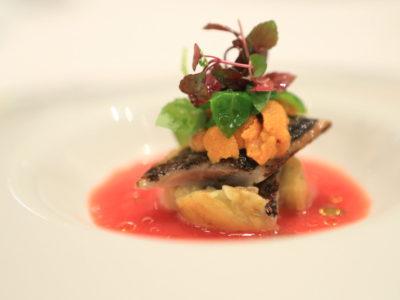 "Nagoya French ""reconnaissance"" stomach-friendly dishes à la carte dinner"