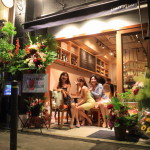 "Pre-opening third store filled with momentum in the newly opened ""Barrick"" Nagoya young owner"