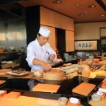 富山「鮨人」北陸の海の素材を活かした赤酢鮨をランチで堪能!