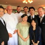 パリのミシュラン2つ星「ミッシェルロスタン」美食会@浜名湖ロイヤルホテル