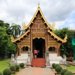 "Singh ""Wat Phra"" golden statue, highly prestigious 1 Chiang Mai temples"