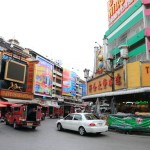 Chiang Mai with Talat warorot market over 100 years of history's largest market