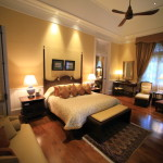 """Dhara Dhevi Chiang Mai"" luxury-packed Grand Deluxe Colonial Suite"