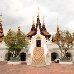 """Dhara Dhevi Chiang Mai"" runner dynasty reminiscent luxury resort hotel to check-in"