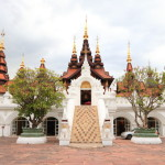 """Dhara Dhevi Chiang Mai"" runner dynasty reminiscent to luxury resort hotels lodging Chronicles"