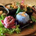 """Dhara Dhevi Chiang Mai"" Thai Le Grand runner lunch"