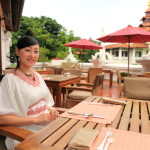 """Dhara Dhevi Chiang Mai"" breakfast's wide variety of morning buffet Western"