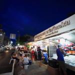 タイ最大級「ナイト・バザール」チャンクラン通りから一帯に広がる夜市