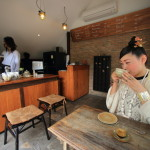 "Arthouse Cafe drinking coffee 'Cafe Alte""Chiang Rai"