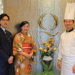 "Salone del Mobile Group fifth stores stores Kansai ""quintocanto"" at bliss for an Italian lunch"