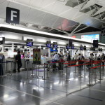 「中部国際空港 セントレア」よりタイ国際航空で「スワンナプーム国際空港」へ