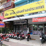 "See S.K. SAKOL MONEY EXCHANGE ""good rates in Chiang Mai currency"