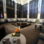 """The Siam"" opium Spa Bliss treatment of organic brand sodas."