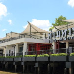Exploring the termahalato THA MAHARAJ of the new shopping malls in Bangkok