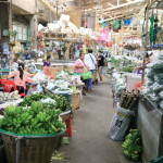 Explore the Park k loan market's biggest flower market in Bangkok followed by more than 50 years