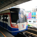 Bangkok Skytrain let's move to the smart ride destination!