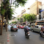 "Take a stroll through the area often referred to as ""the antique city chalenklung Street"
