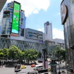 「セントラルワールド&ISETAN&ZEN」3大デパートが連なる巨大ショッピングモール