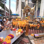 Power spot will be strongest in Bangkok, Phra prom (Erawan shrine) enshrines the Lord Brahma!