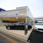 New open! Operated by mazsimaholdings Maserati Kyoto 10 brands.
