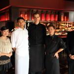 """弟子的法國大師誰是活躍在""""歐萊雅工作室德喬爾Robuchon餐廳台北""""世界各地的"""