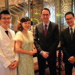 """Mandarin Oriental Taipei"" Popular Italian lunch in ""BENCOTTO"""